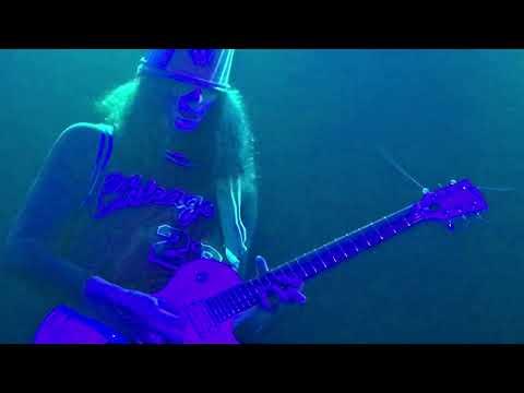Buckethead Live 5-9-18 Charlotte, NC Neighborhood Theatre