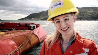 Andrea, Subsea Engineer - Working at Suncor Energy