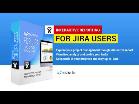 Interactive issue reporting for JIRA by ZoomCharts