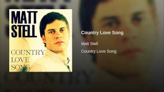 Country Love Song