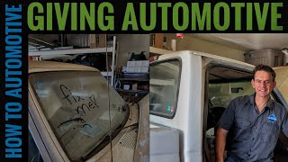 Episode 2 of Giving Automotive - Will it Run After Sitting for Four Years?