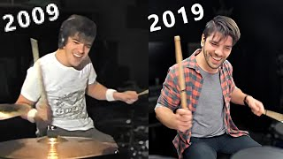 Cobus - Kelly Clarkson - My Life Would Suck Without You (DRUM COVER 2019)