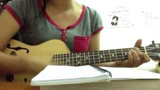 Chỉ anh hiểu em - ukulele cover