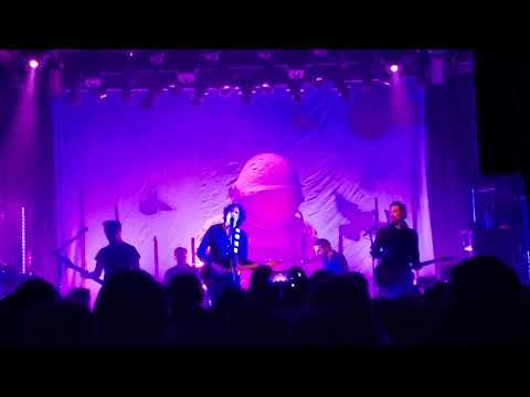 Snow Patrol - Crack the Shutters live at Irving Plaza NYC 4/18/18