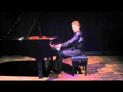 Vitols Vilnu dziesma/ Song of waves. Reinis Zarins, piano