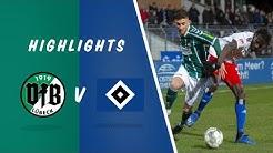 VfB bezwingt HSV mit 5:2 | Highlights VfB Lübeck vs. Hamburger SV