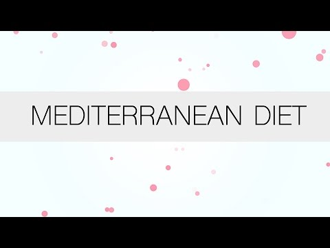 Dr Oz Explains the Mediterranean Diet