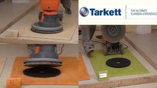 Tarkett's Lino and its robust xf² surface treatment