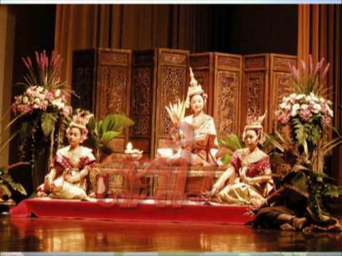 Thai Dances By Natt