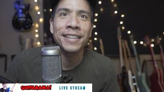 R.J. Ronquillo Live Stream : PEDAL GIVEAWAY WINNERS & LIVE Q&A