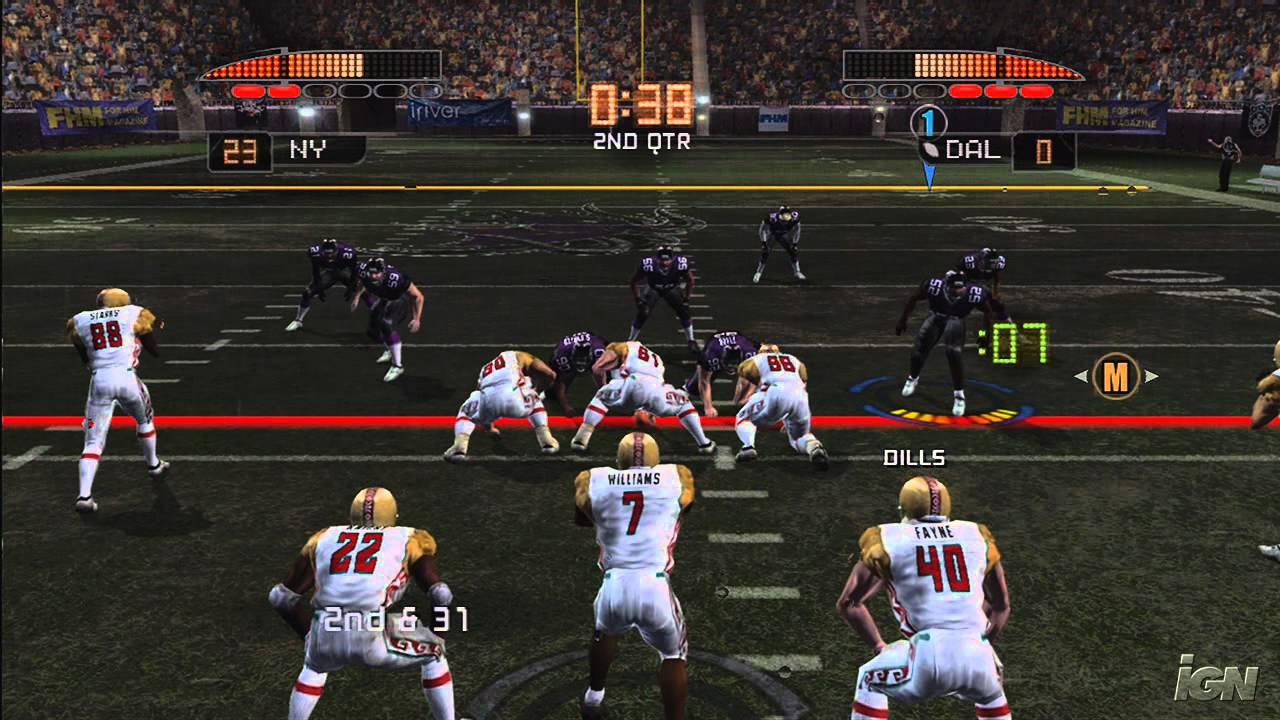 Blitz: The League Xbox 360 Gameplay - D - IIIIII