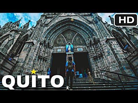 QUITO ECUADOR | ¿La ciudad más bella de Sudamérica? 😅