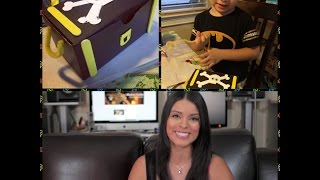 "Fun Ideas For Kids! Jake And The Neverland Pirates Inspired ""treasure Chest Box"""