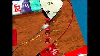 Hot Wheels Micro Racers - How to unlock every car(part 1)