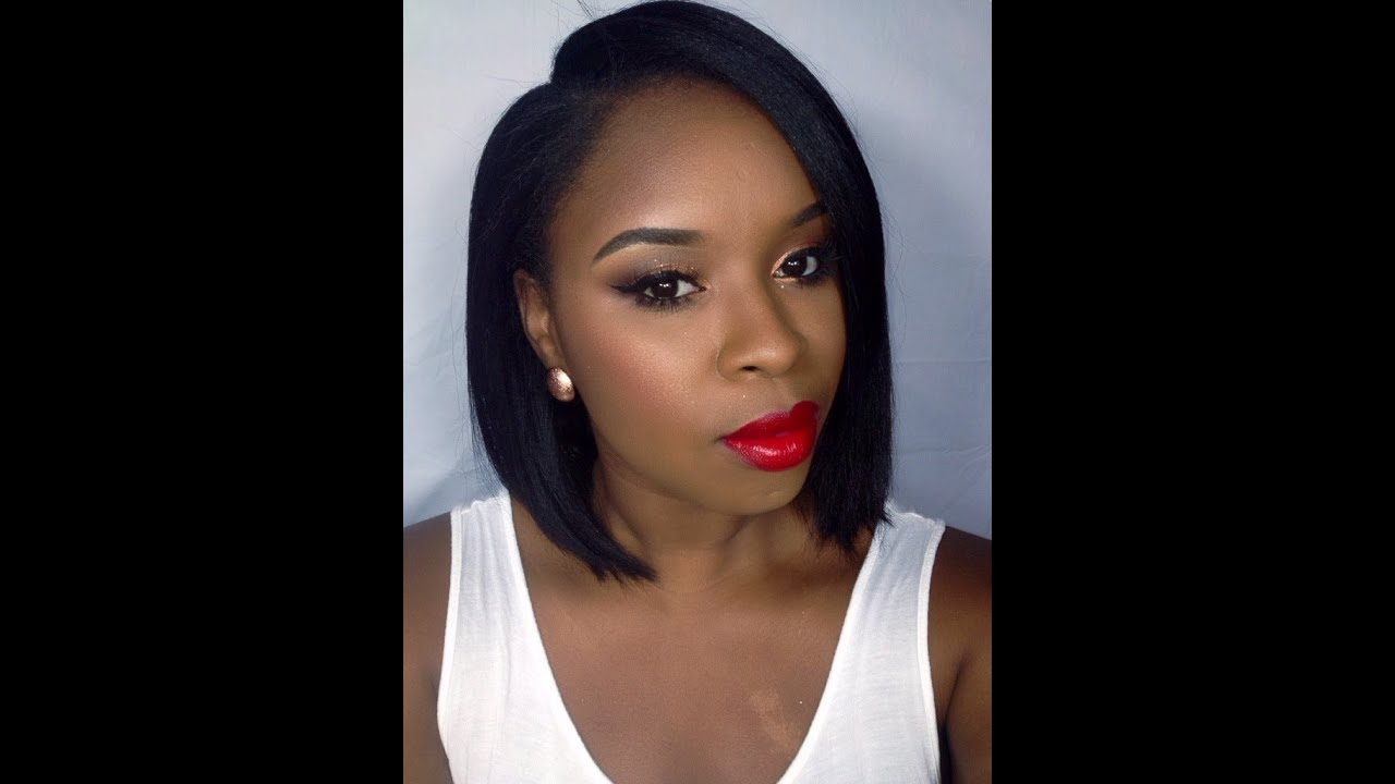 Brown Skin Hair Color: Blushes For Brown Skin!