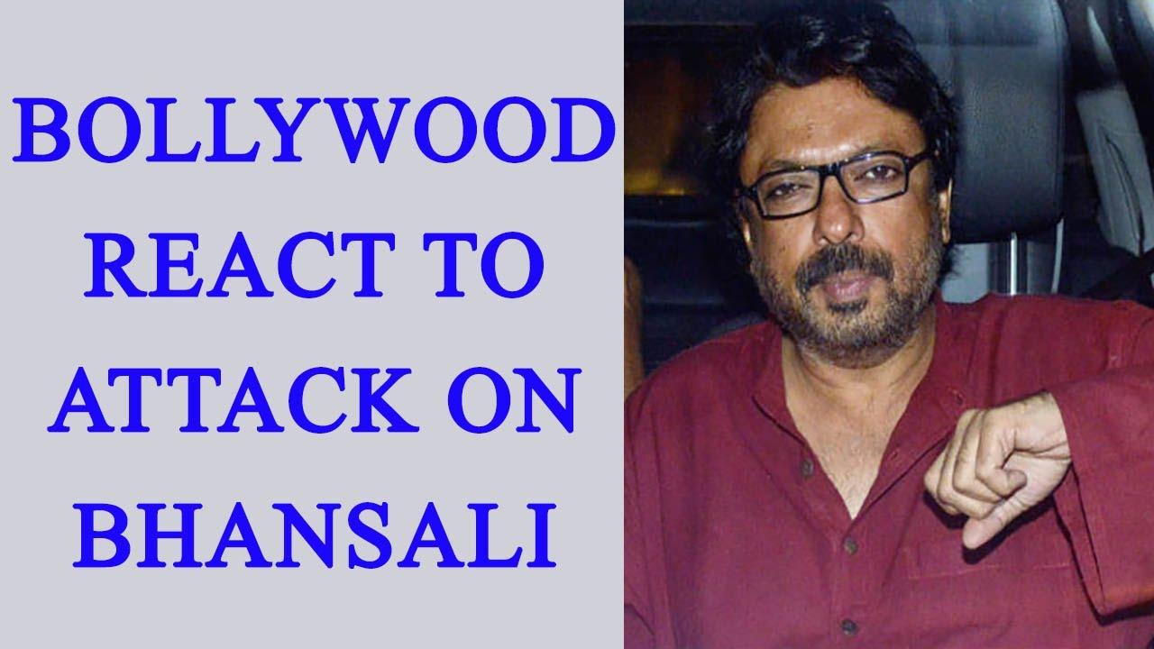 Sanjay Leela Bhansali Attacked During Padmavati Shoot