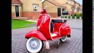 Motor Jadul Modifikasi Vespa Classic Dan Antik
