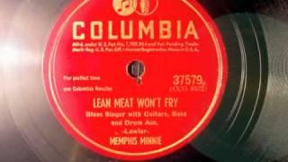 Lean Meat Won