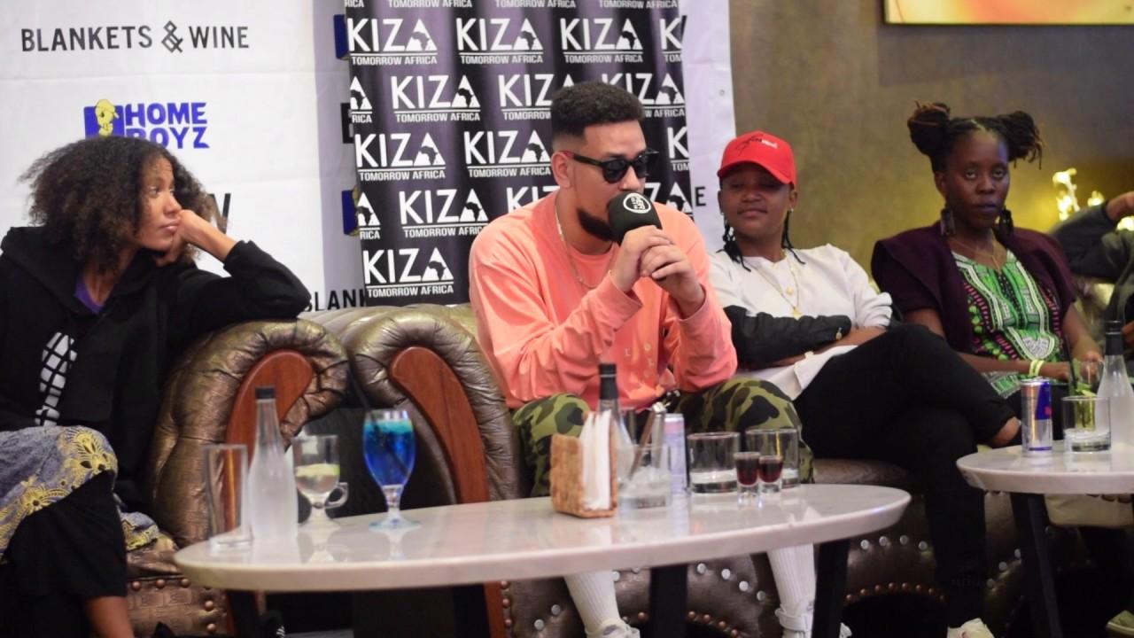 B&W Artist Meet & Greet @ KIZA Lounge w/ AKA, Nneka, #NuNairobi