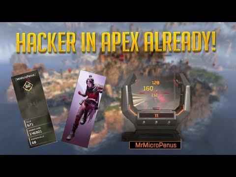 Hacker In Apex Legends | Good Guy shroud | Apex Legends Highlights #3
