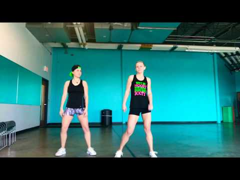 Cardio Dance Hip Hop/ Zumba Song- Shake That Monkey (Clean) By Too $hort