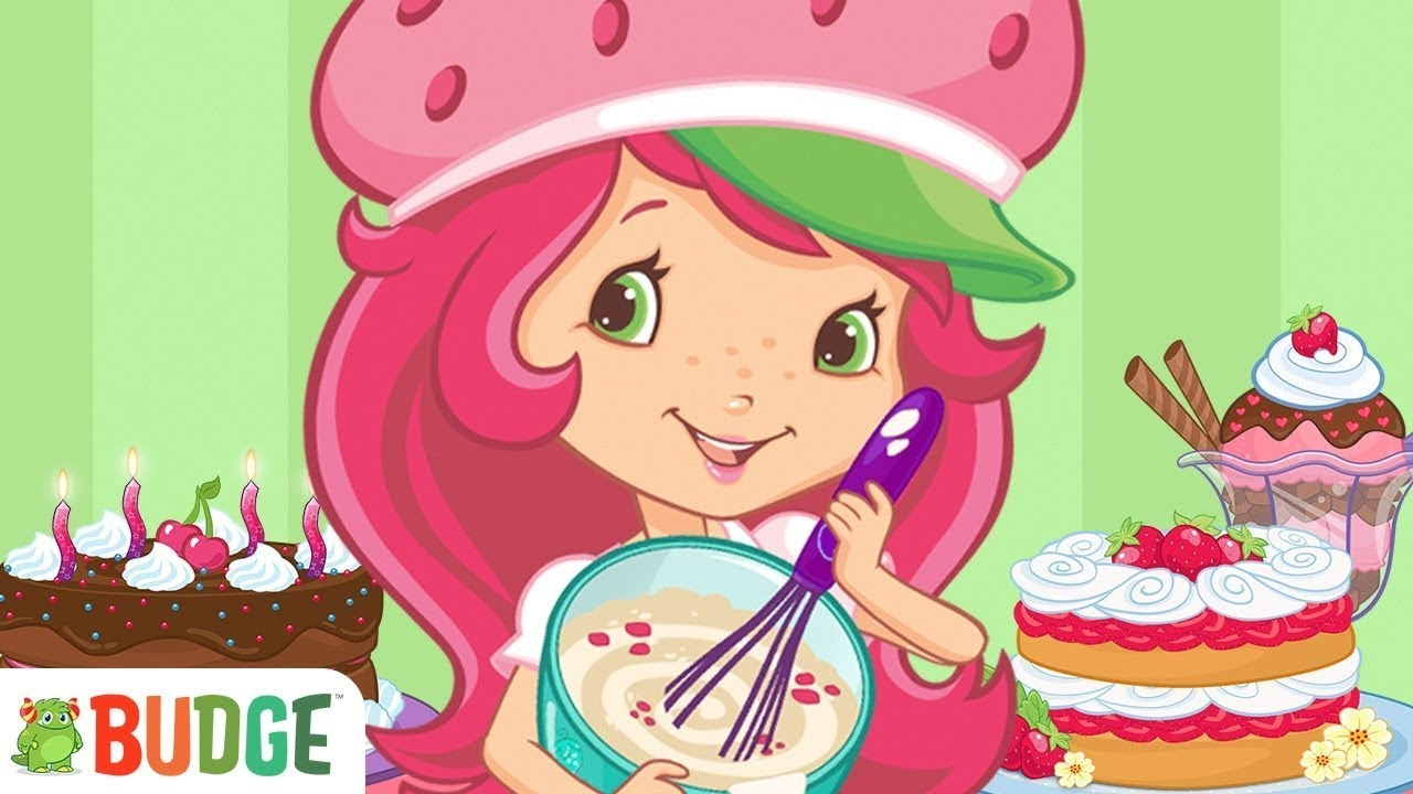 Berrylicious Bake Off - Strawberry - Dress Up Games