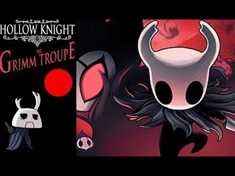 Hollow knight #8 - Broken vessel y colmena- Directo twitch