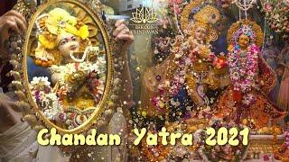 Chandan Yatra 2021