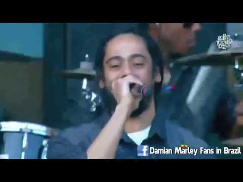 Damian Marley - Intro/Make It Bun Dem Live Chile 2015
