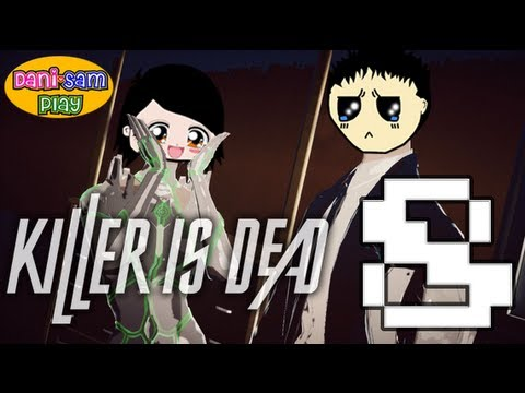 Killer is Dead - Vamos Matar o Alien do Ben 10!! - Parte 8 - DaniSamPlay