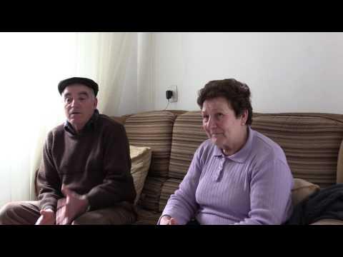 Rubiás (Calvos). Francisco y Lola. Couto Misto. Portugal