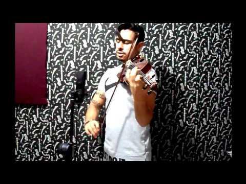 """P Fernandes- """"Pra Você"""" by Douglas Mendes Violin Cover"""