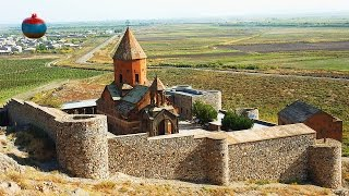 Монастырь Хор Вирап - символ Армении