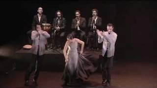 Flamenco Trio, Sara Baras, Luis Ortega, Jose Serrano