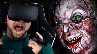 I'M IN A HORROR GAME?! WAIT WHAT IS THAT THING?! | No Way Out Gameplay