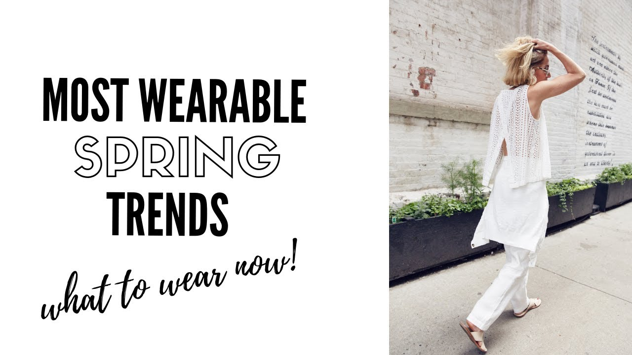 Top Wearable Spring 2019 Fashion Trends – How To Style