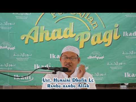 Rambu-Rambu Allah (Video)