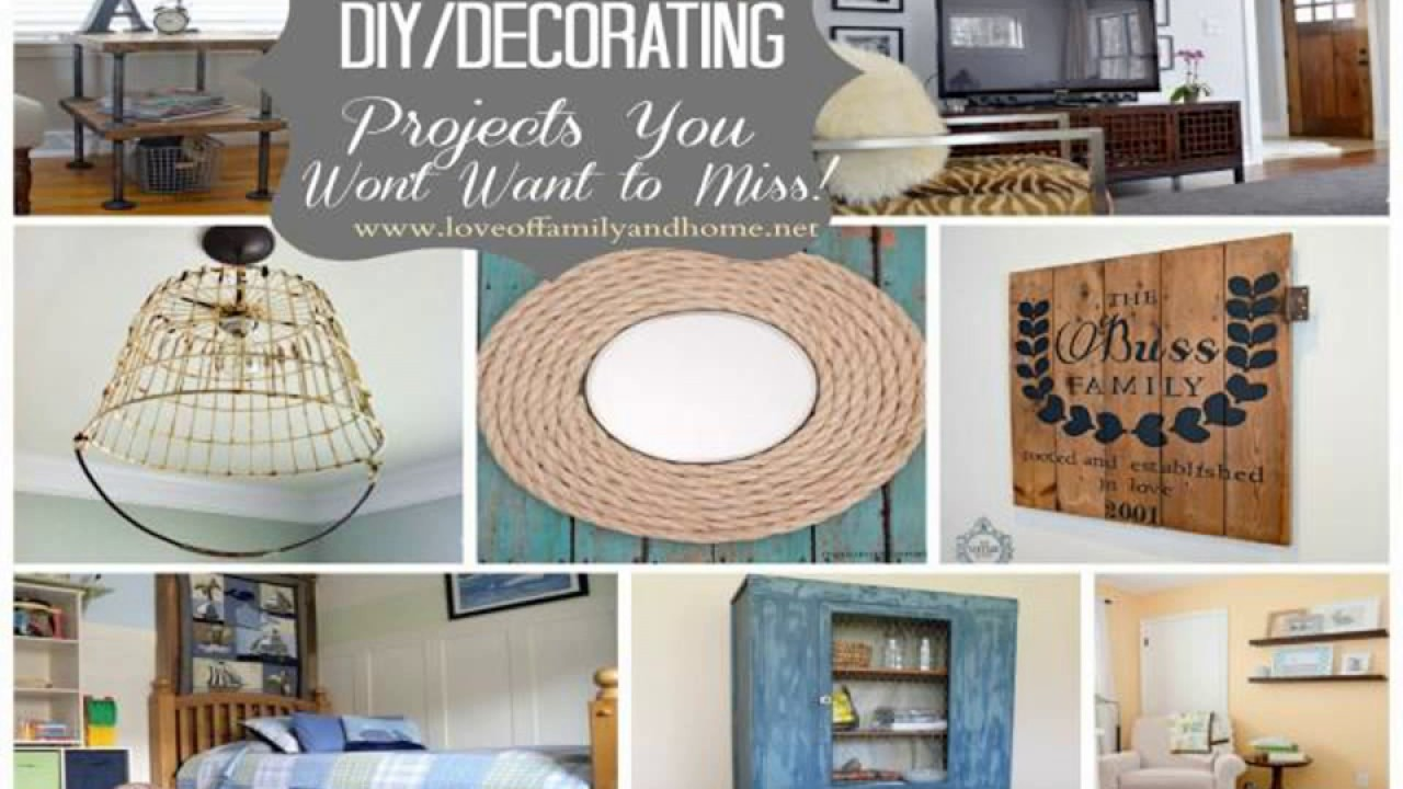 Easy Home Decorating Ideas India   Diy Room Decor India | Easy Wall Decor  Ideas | India | Neetu K
