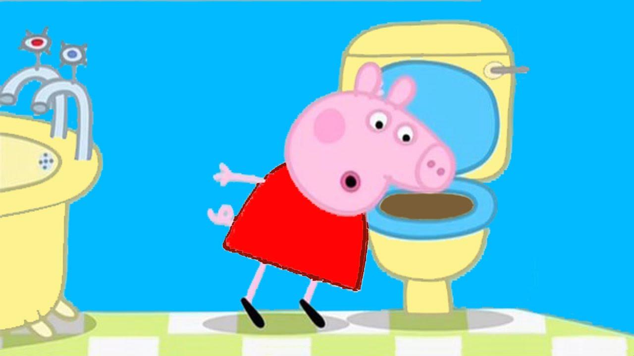 Игрушечная свинка пеппа мультфильм