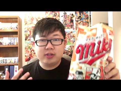 Let's Eat Japanese Snacks (Japan Crate August 2017)