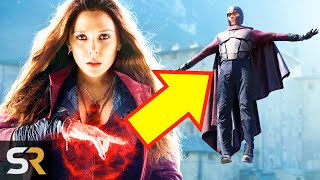 Marvel Theory: Scarlet Witch Will Create The X-Men In The MCU