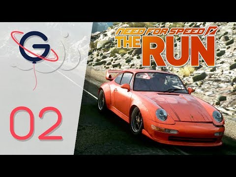 NEED FOR SPEED THE RUN FR #2 : Parcs Nationaux