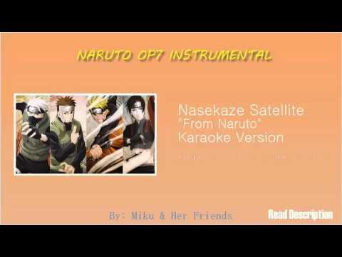 Naruto OP7 Namikaze Satellite/Snowkel (Instrumental)