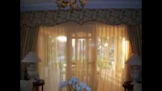 Роскошные шторы для спальни(, 2014-04-26T17:22:38.000Z)