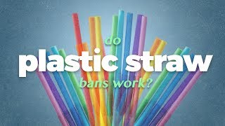 Why plastic straw bans aren't the answer.