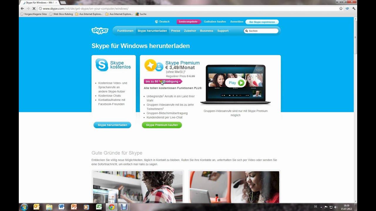 Microsoft verffentlicht Skype 60 - PC-WELT