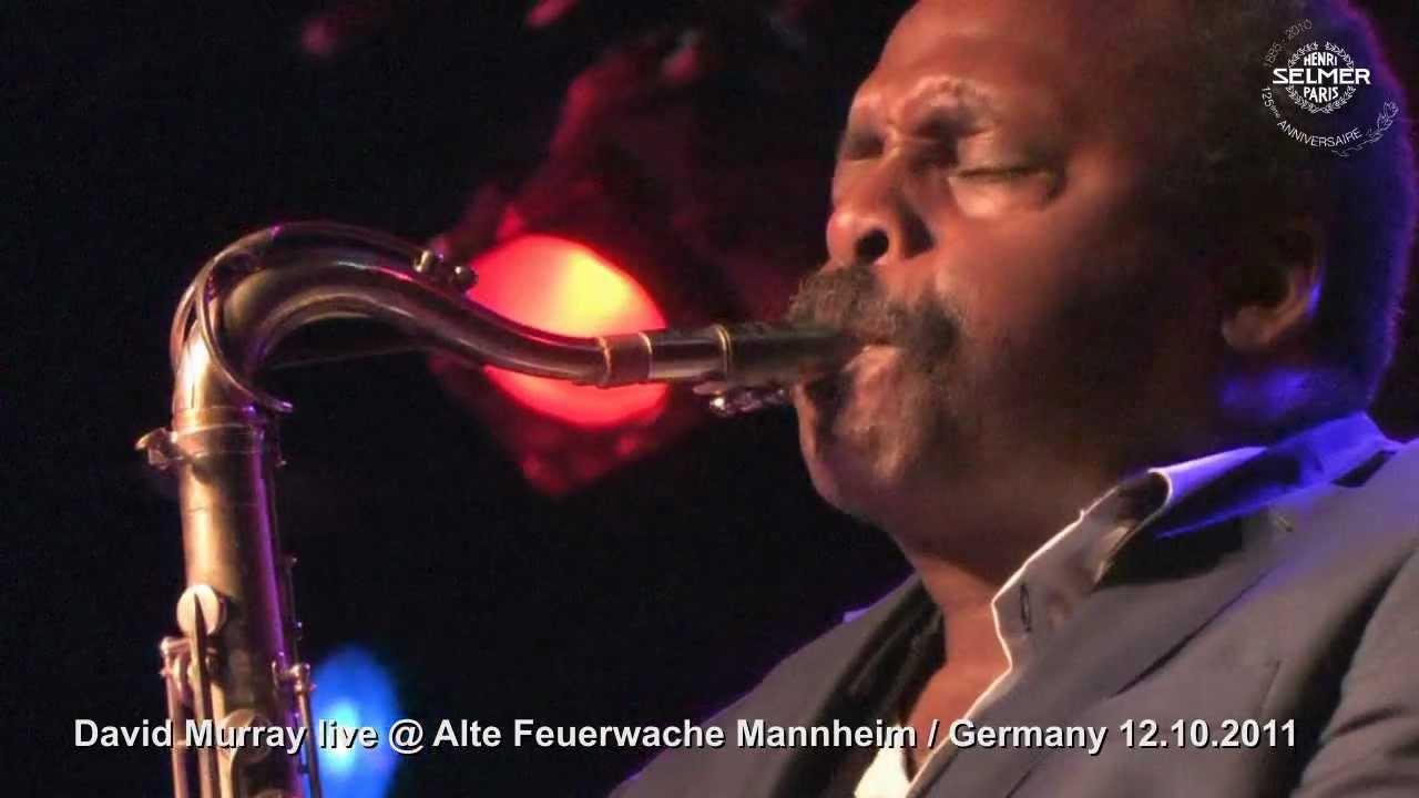 "David Murray | talks about his ""SELMER"" Saxophone"