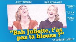 'Bah Juliette t'as pas ta blouse ?' La comédie de l'année ! - Parlons peu Mais parlons