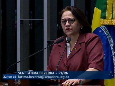 Fátima Bezerra condena vetos de Temer à proposta de solução para débitos de agricultores do NE