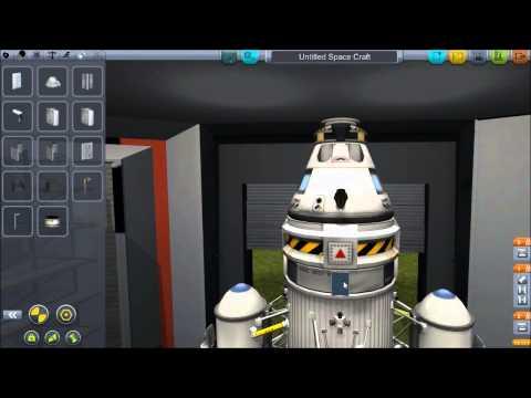 KSP Mun Landing Tutorial Part 1: Building Mun Rockets - YouTube